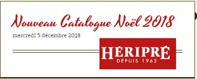 Héripré : catalogue de Noël